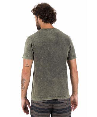 Camiseta-Marmorizada---Verde-Militar
