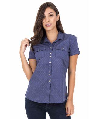 Camisa-Estrelinha---Azul-Marinho