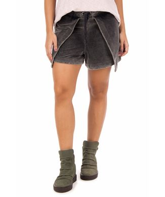 Shorts-Plush---Preto