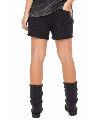 Shorts-Flores---Preto