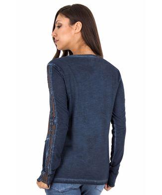 Camiseta-Manga-Longa-Snip---Azul-Marinho