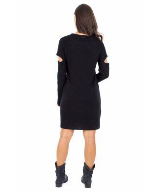 Vestido-Tricot---Preto