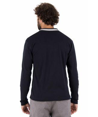 Camiseta-Ziper---Azul-Marinho