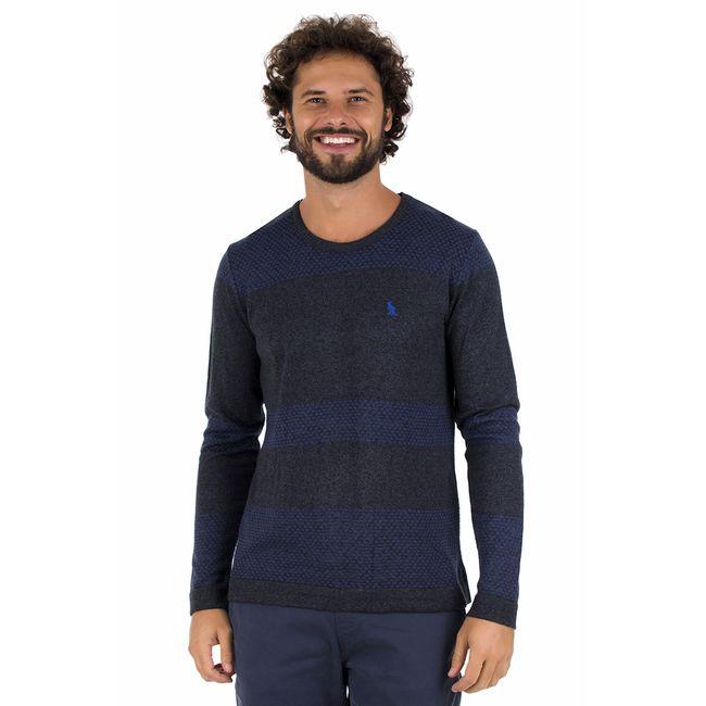 Blusa-Pontilhos---Azul-Marinho