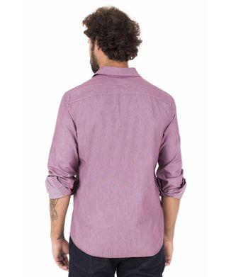 Camisa Button - Vermelho
