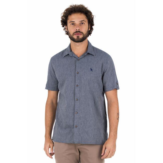 Camisa-Flat---Azul-Marinho