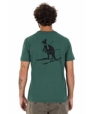 Camiseta-Canguru-Esquiador---Verde-Militar
