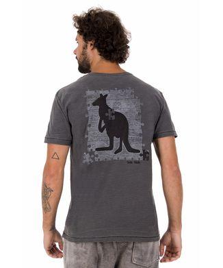 Camiseta-Quebra-Cabeca---Cinza-Escuro