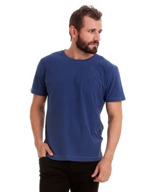 Camiseta Stone - Azul Marinho