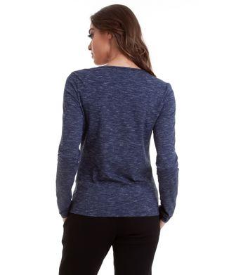 Camiseta Chevlier - Azul Marinho