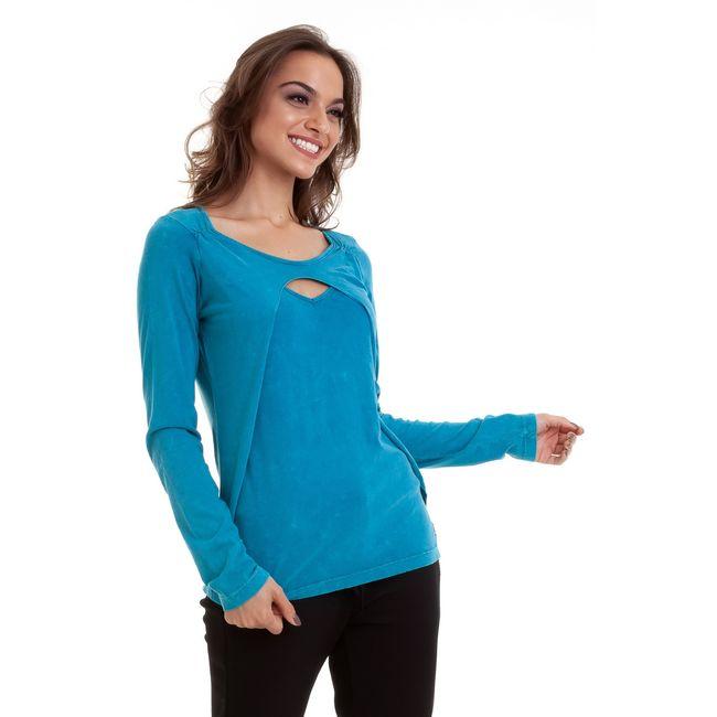 Camiseta-Manga-Longa-Nau---Azul-Nautico