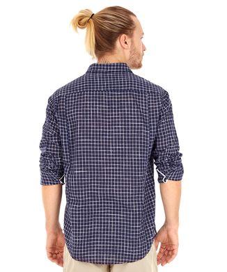 Camisa-Xadrez-Paris---Azul-Marinho