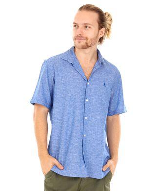 Camisa-Linho-Kansas---Azul-Jeans