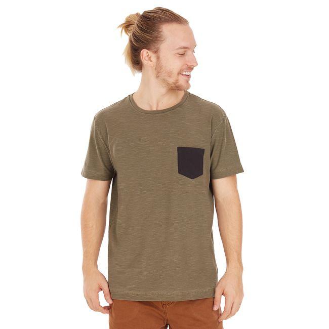 Camiseta-Indio-Canguru---Verde-Militar