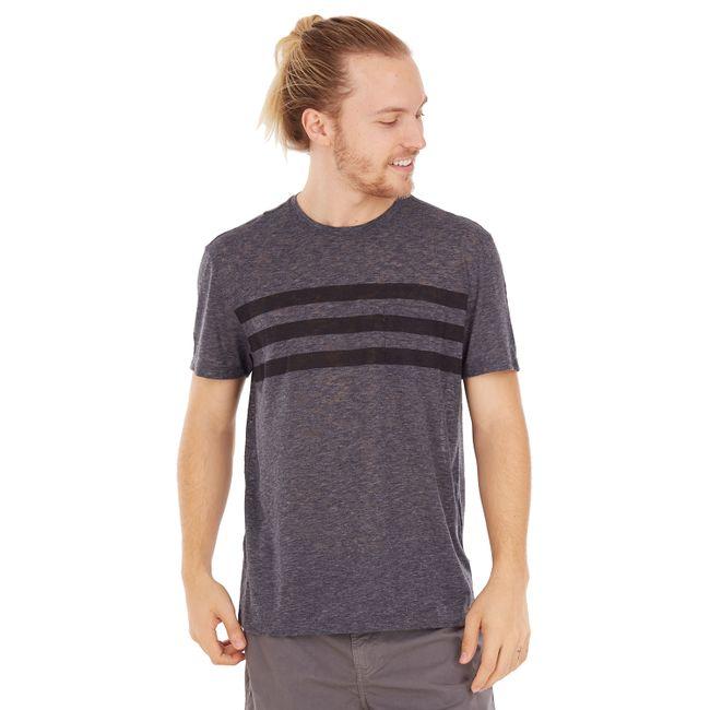 Camiseta-Listras-Peito---Mescla-Escuro