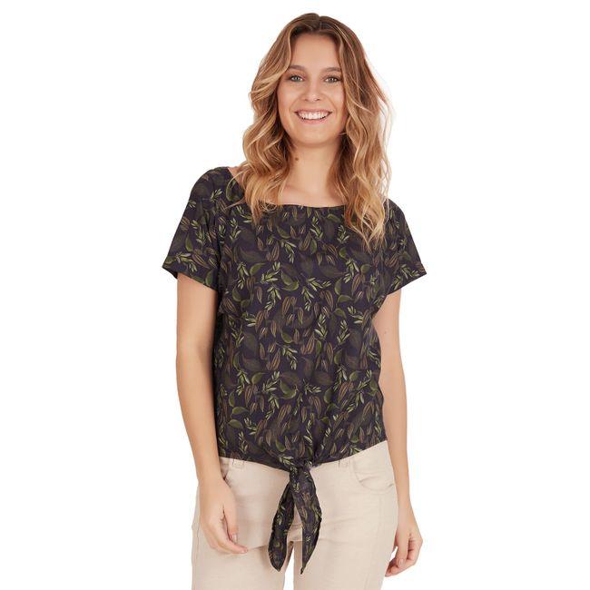 Camisa-Bata-Folhagem---Preto