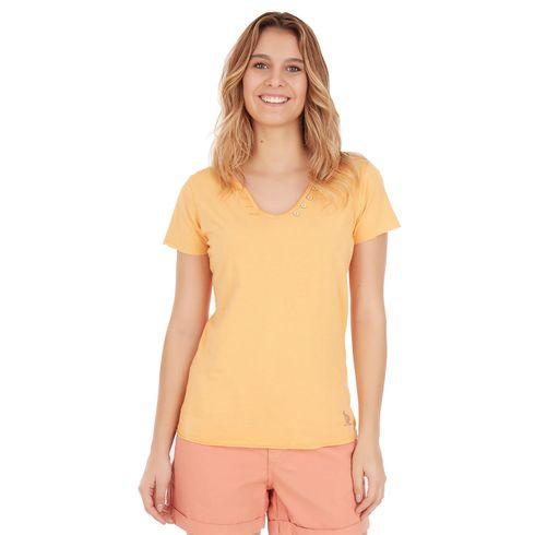 Camiseta-Luanda---Ocre