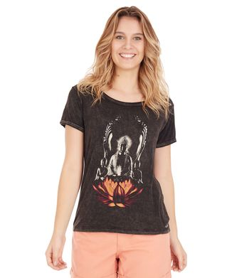 Camiseta-Buda-Lotus---Preto