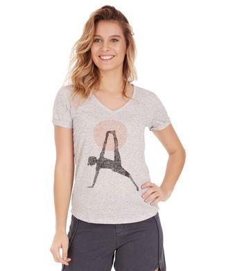 Camiseta-Yoga---Mescla-Claro