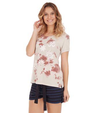 Camiseta-Namaste---Areia