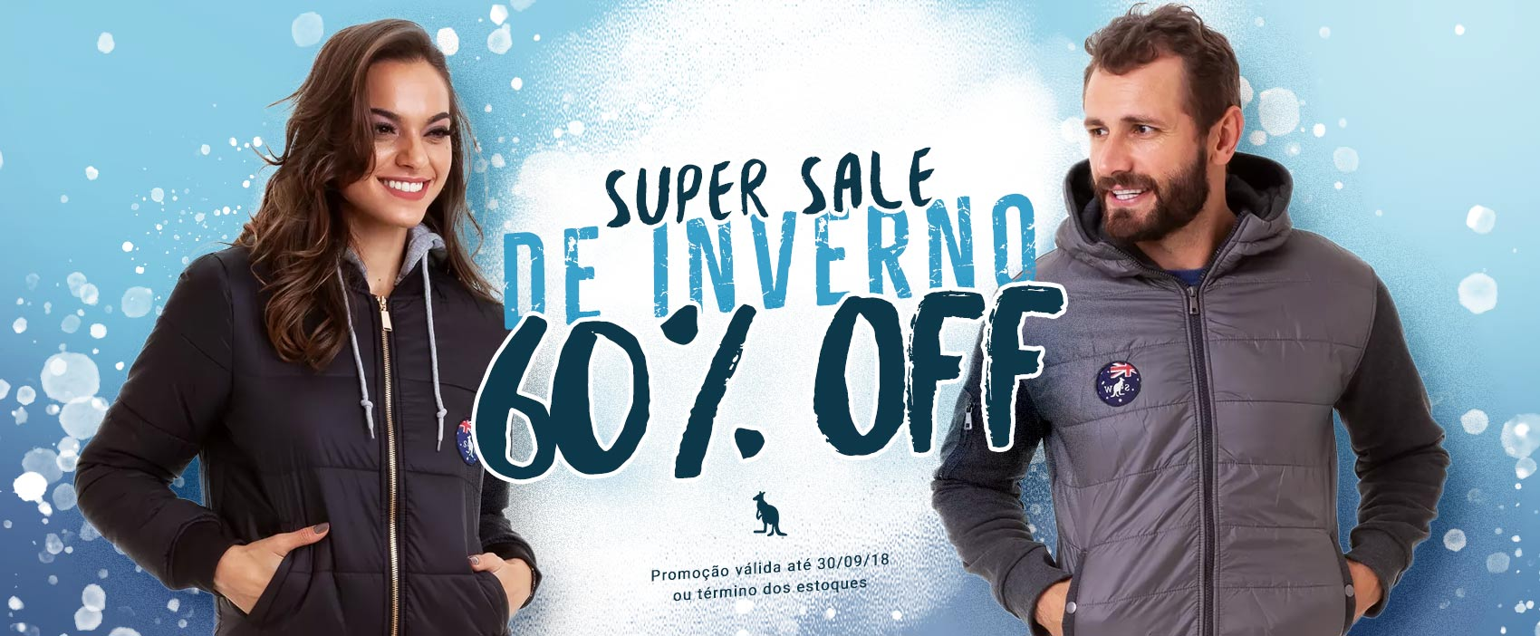 inverno 60% off