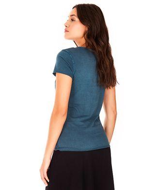 Camiseta-Flocos-De-Neve---Azul-Nautico
