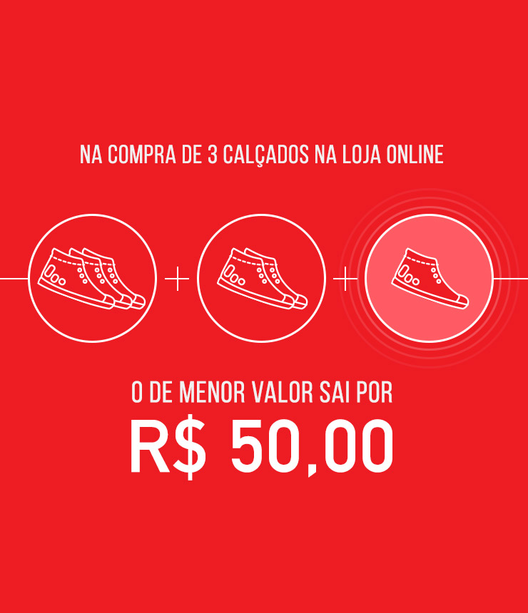 Compre 2 Leve 3 +50