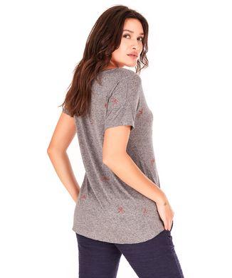 Camiseta-Libelulas---Cinza-Mescla