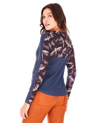 Camiseta-Manga-Longa-Flavia---Azul-Marinho