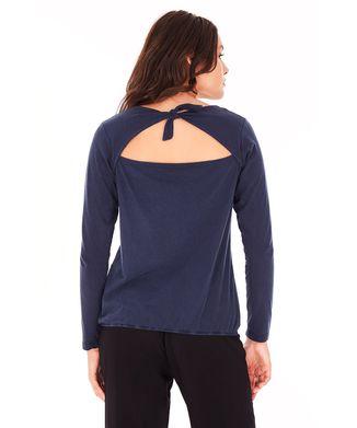 Camiseta-Manga-Longa-Asas---Azul-Marinho