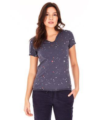 Camiseta-Arabe-Estrelas---Azul-Marinho