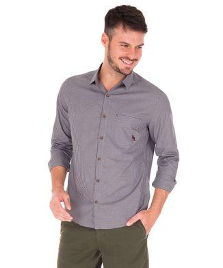Camisa-Mini-Xadrez-Fio-50---Preto