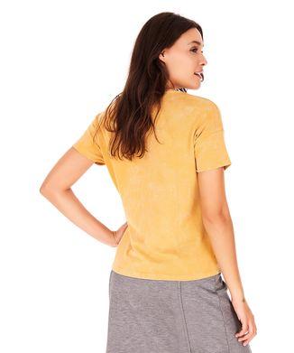 Camiseta-Trevos---Amarelo