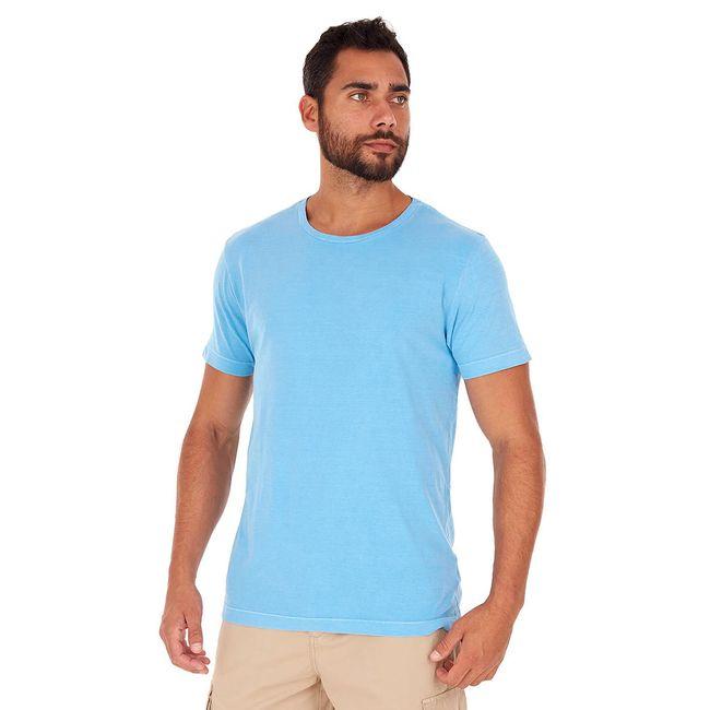 Camiseta-Canguru-Pixel---Azul-Celeste-Side-Walk