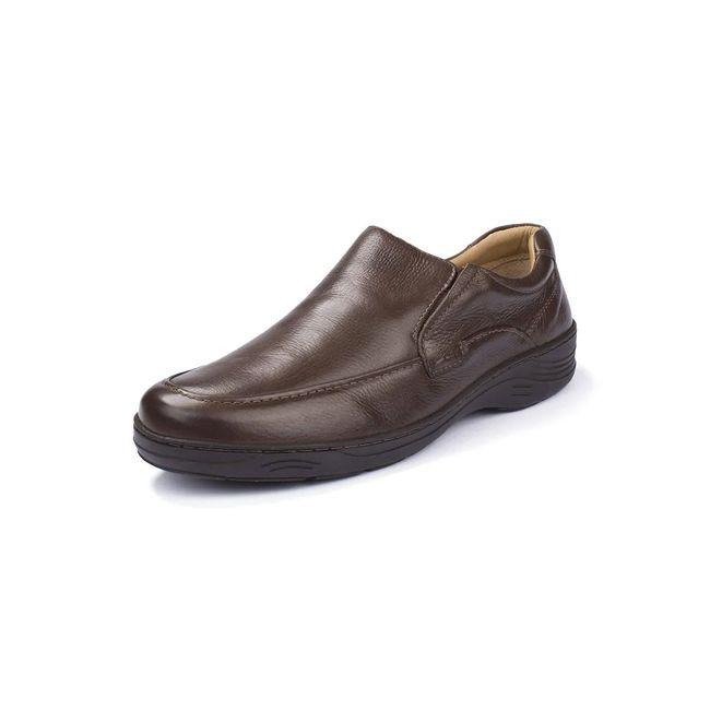 Sapato-Social-College-New-York---Brown---Tamanho-38
