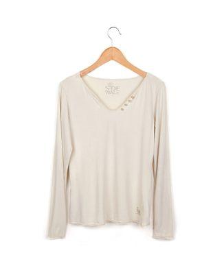 Camiseta-Manga-Longa-Arabe---Off-White---Tamanho-M