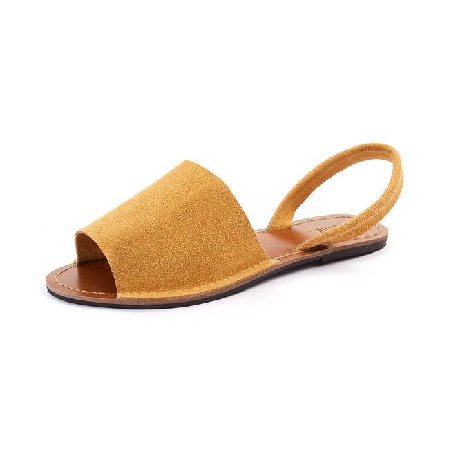 Sandalia-Rasteirinha-Carmen---Amarelo---Tamanho-34