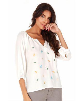 Camisa-Mini-Bordados---Branco---Tamanho-M