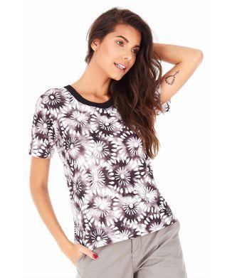 Camiseta-Flores---Preto---Tamanho-P