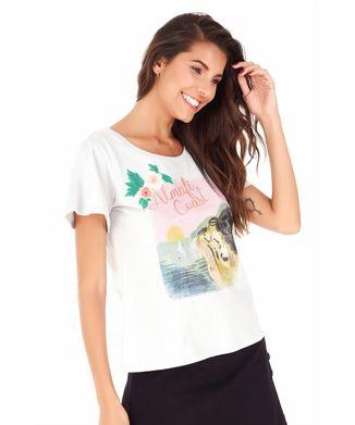 Camiseta-Amalfi-Coast---Cinza-Claro---Tamanho-G