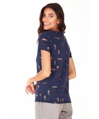 Camiseta-Banhistas---Azul-Marinho---Tamanho-P