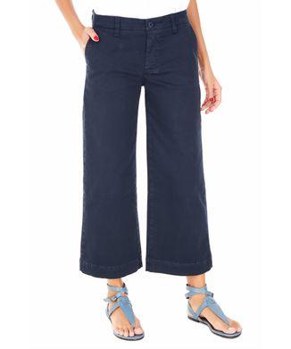 Calca-Pantalona-Cintura-Alta---Azul-Marinho---Tamanho-36