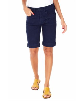 Bermuda-Ciclista-Textura---Azul-Marinho---Tamanho-36