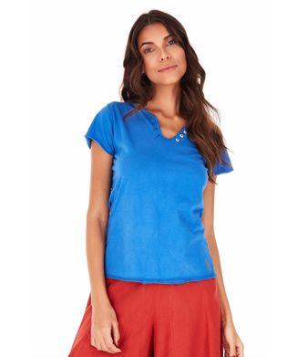 Camiseta-Arabe---Azul-Royal---Tamanho-P
