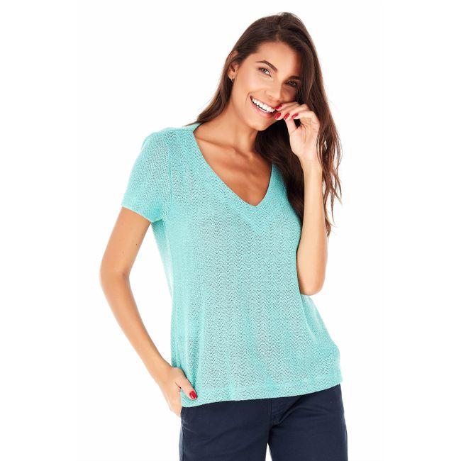 Camiseta-Lucia---Verde-Pistache---Tamanho-P