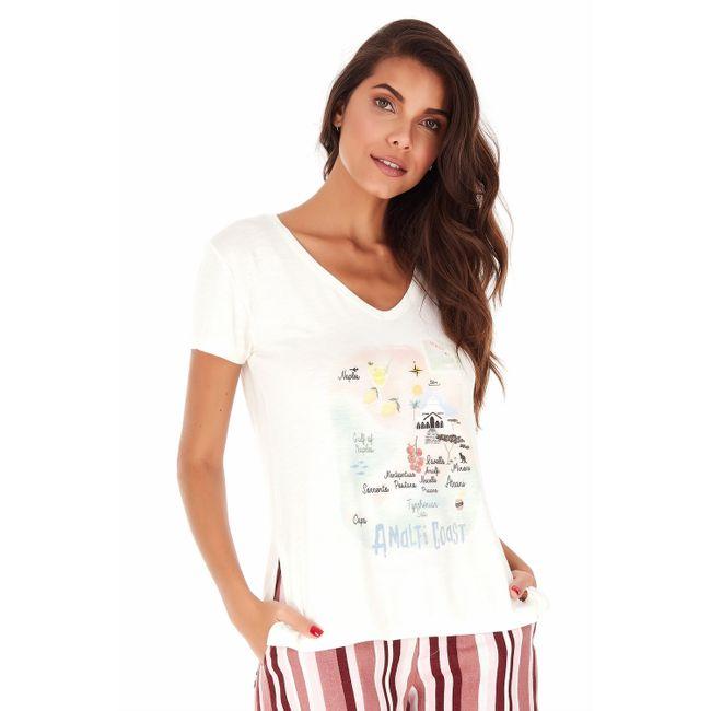 Camiseta-Mapa-Das-Ilhas---Off-White---Tamanho-G