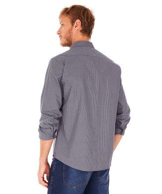 Camisa-Mini-Xadrez---Cinza-Chumbo---Tamanho-P