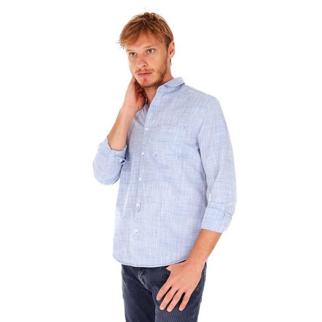 Camisa-Monaco---Azul-Claro---Tamanho-GGG