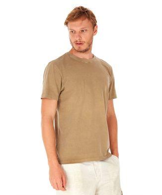 Camiseta-Sorrento---Kaki---Tamanho-P