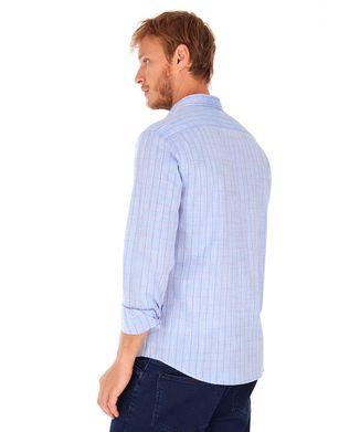 Camisa-Xadrez-Duo---Azul-Claro---Tamanho-P
